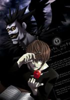 Death Note by Hiruka00
