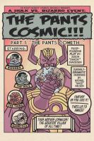 HvB: The Pants Cosmic Page 01 by mthemordant