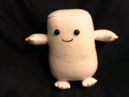 Dr. Who Adipose by millylilly14