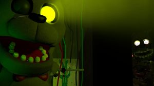 (FNAF SFM) Left To Rot by EnragementPlush