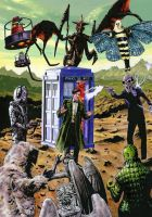 DOCTOR WHO Endgame by Herbarianband