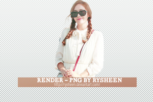 Render - PNG Jessica  #174 by RySheen