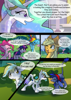 MLP - Magic on Pawsteps - Page 04 by JB-Pawstep