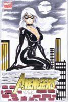 BlackCat by DaveBullock