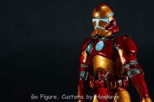 Iron Clone by TheProsFromDover