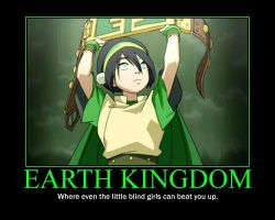 Motivation - Earth Kingdom by Songue