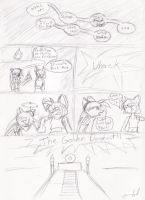 The Golden Doughnut Page 1 by FallenFolf