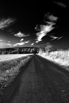The Road HDR by DevonX1