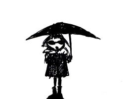 umbrella girl by SpencerChinoy71