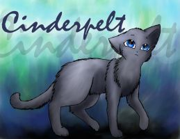 Cinderpelt by leftysmudgez