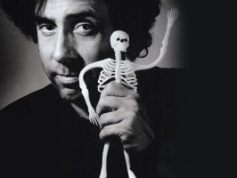 i love Tim Burton by lelystar