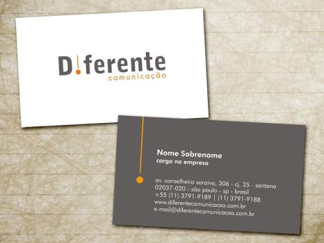 Business Card by andreserra