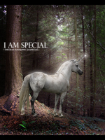 i am special by AgnethaArt