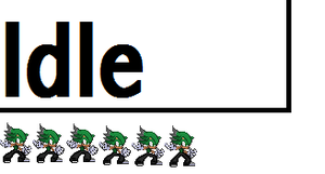 2013 Look Idle Sprites by DukeDN