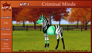 WF's Criminal Minds by SWC-arpg