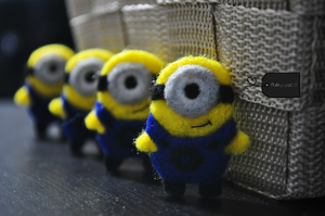 Minions! by FluffyParcel