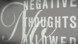 Negative Thoughts by Two-Players