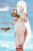 Shiro (Deadman Wonderland) DOWNLOAD by KohakuUme6