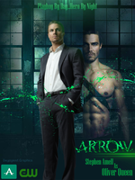 ARROW - OLIVER QUEEN by deyayend