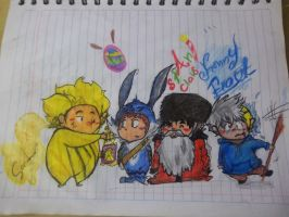 Guardians of South Park by chilica