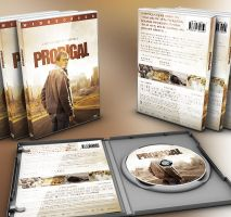 Prodigal DVD Artwork Template by loswl