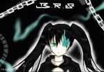 Black Rock Shooter by JHikaru