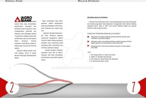 Annual Report (pg2 + pg7 - AgroBank) by dindaseh