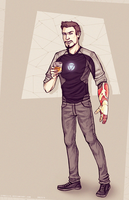 mr. stark by cynellis