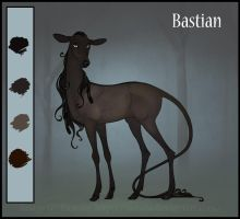 Bastian|Colt|Blackwood Herd Member by Ramala