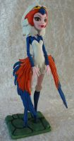 Custom Monster High Sorceress Masters Universe by redmermaidwerewolf