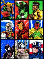 SketchCards BICS2010 Colour by swyattart