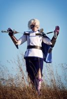 ...and only good intentions. Basara. Hanbei by alberti