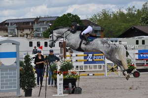 Show Jumping Stock 028 by Champi-Stock