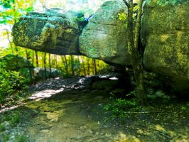 Rock Shelter by agapelove490