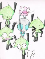 GiR madness -colored- by IZfan4life