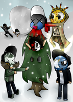 HAVE A HOLLYWOOD CHRISTMAS AND AN UNDEAD NEW YEAR! by Ghost-OfStarman