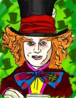 The Mad Hatter by IronWarrior777