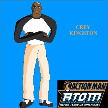 ATOM Crey Kingston 1 by Axel-Manning
