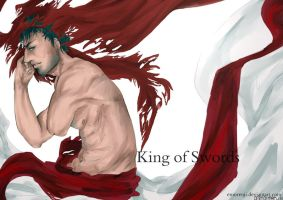 King of Swords by Emorenji