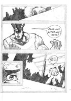comics page 1 by cury