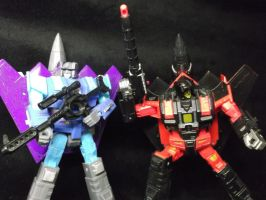 Skyjack hates Darkwing, but sometimes they team up by forever-at-peace