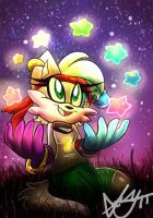 CP: Aster by Blossom-fur7