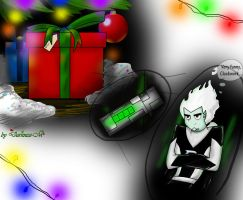 DP: The Best Present by Darkness-M