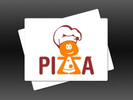 Pizza Logo Calismasi 2 by WaDoRaY