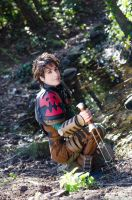 Hiccup the Chief - Cosplay - HTTYD2 by AlexanDrake89