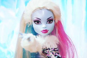 Monster High- Abbey Bominable III by Shippuu444