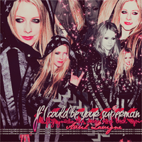 +Avril Lavigne Blend by EndOfTheStory