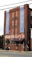 Wilbur's Chocolate Company by craftymore