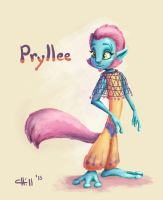 Pryllee by chill13