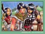 PSC - The Hawke Siblings by aimo
